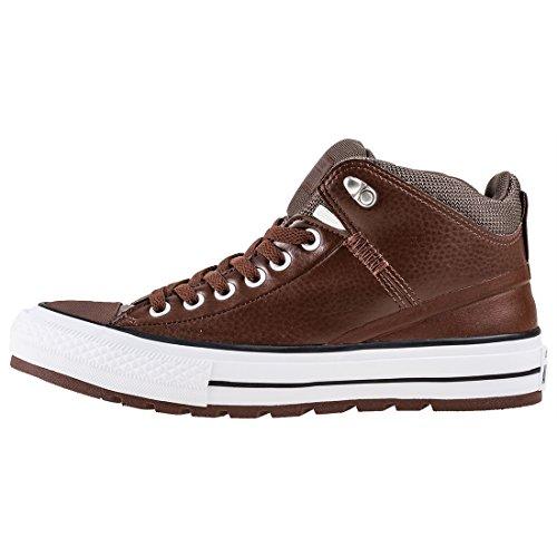 Dark Marron Chucks Clove Street 157503c Converse Boot fIOwwW