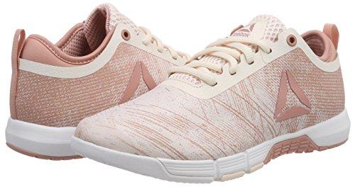 Her Femme De Tr silver Pink Fitness Chaussures Speed white chalk 000 Pink Rose Reebok pale x5wqEIYnx