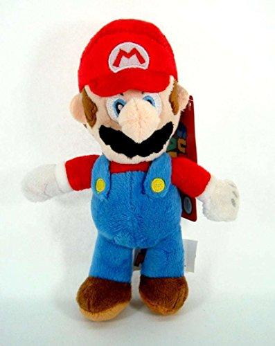 Nintendo Mario and Luigi 2 Plush Doll Set 8.5 inches