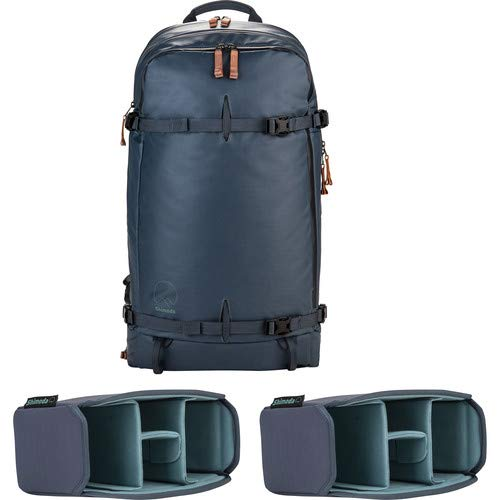 Explore 40 Backpack Starter Kit with 2 Small Core Units (Blue Nights) [並行輸入品]   B07MJYS7CC