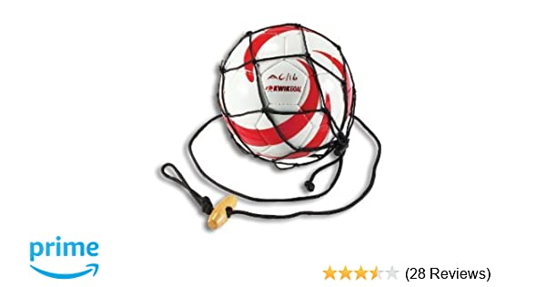03ccaf355 Amazon.com : Kwik Goal Kwik Kicker (Black) : Soccer Training Aids : Sports  & Outdoors