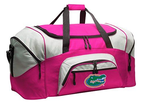 Large University of Florida Duffel Bag Ladies Florida Gators Suitcase Duffle - Gym Bag Gift IDEA for Her