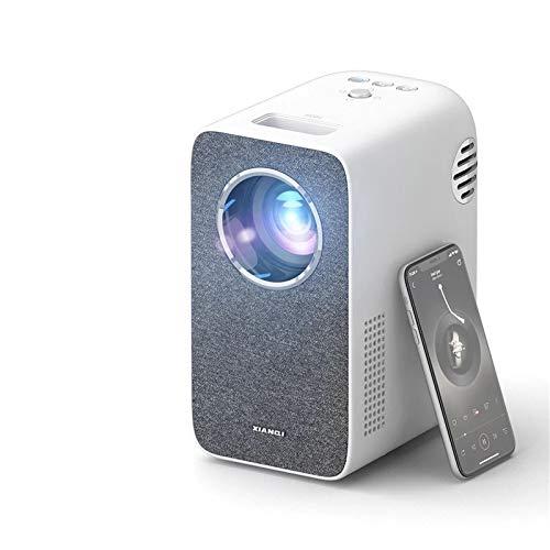 Projector HD Projector 3500Lumen Multiscreen WiFi Mini Projetor Home Cinema 3D Smart Phone for 1080P Video Beamer Family…