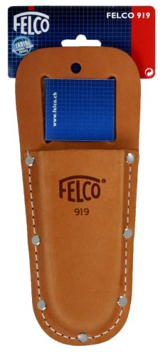 Felco F-919 Leather Holster for Belts Only (No.99) by Felco