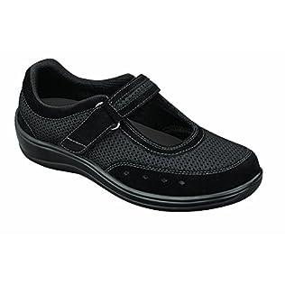 Orthofeet 851 Women's Comfort Diabetic Therapeutic Extra Depth Shoe