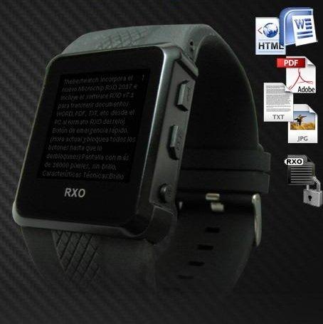 Reloj RXO 2017s Memoria 4GB