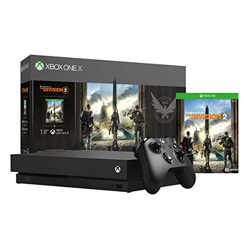 Xbox One X 1TB Console - Tom Clancy's The Division for sale  Delivered anywhere in USA