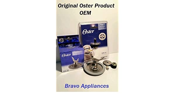 Genuine Oster licuadora hoja 4961 con un anillo de sellado para ...