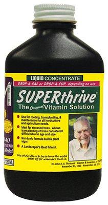 - Hydrofarm VI30148 4-Ounce SUPERthrive� Plant Vitamin & Hormone Supplement