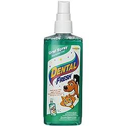 SynergyLabs DSL00001 Dental Fresh Dog Oral Spray, 4-Ounce