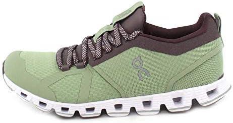 On-Running Womens Cloudbeam Leaf/Grape Walking Shoe - 6.5