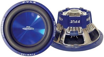 Subwoofer PLBW84 Blue Wave 8 pulgadas 600 vatios de alta potencia-