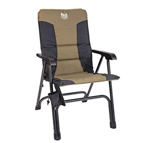 15 Best Padded Folding Camping Chairs With Many Extra