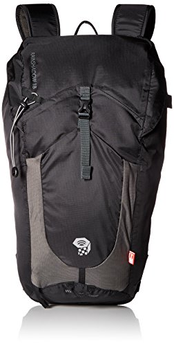 Mountain Hardwear Unisex Rainshadow 18 OutDry Backpack Black Regular (One - Mountain Hardwear Black Backpack