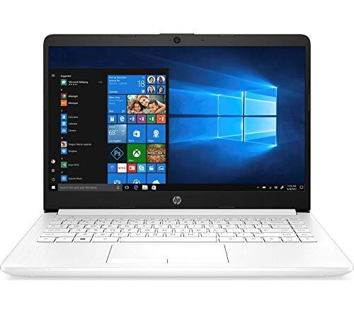 HP 14-dk0501sa (7GV28E) 14-inch Full HD Notebook – AMD Ryzen™ 3 3200U, 4GB RAM, 128GB SSD, Windows 10 S, Radeon™ Vega 3…
