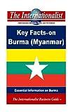 Key Facts on Burma (Myanmar), Patrick Nee, 1491085770