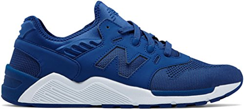 Balance New White Blue Men's ML009DME fAxq10