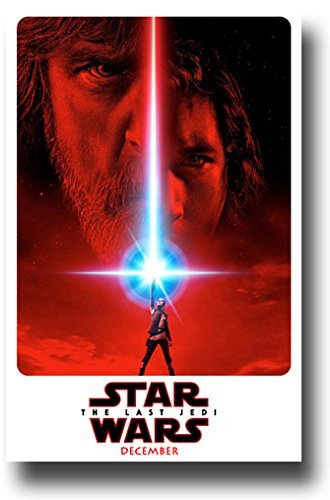 Posters USA - Star Wars Episode VIII The Last Jedi Movie Poster GLOSSY FINISH - FIL153 (24
