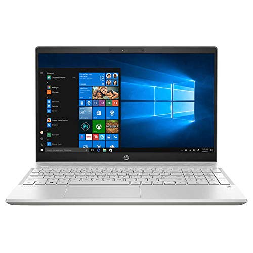 HP Pavilion 2019 Premium 15.6 Inch 1080p Touchscreen Laptop (Intel Core i7-8550U up to 4 GHz, 8GB/16GB/32GB RAM, 128GB to 1TB SSD, 1TB/2TB HHD, HDMI, Backlit Keyboard, WiFi, Windows - Hp I7 12gb 1tb Laptop Ram