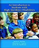 Introduction to Teaching Students with High Incidence Disabilities, Sharon Vaughn, Candace S. Bos, 0205306322