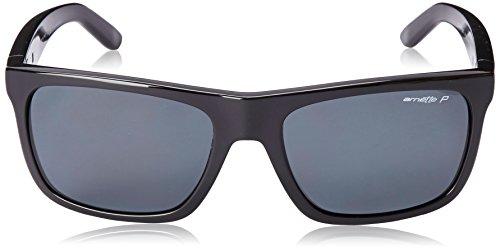 y Unisex Gafas de Dropout 58 Adulto Sol Púrpura Arnette Brillante Negro wO7F8x