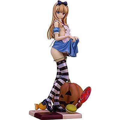 Skytube Comic Aun: Alice illustration by Kurehito Misaki PVC Figure (1:6 Scale): Toys & Games