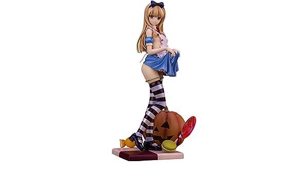 Comic Aun Alice illustration by Kurehito Misaki 1//6 PVC Figure Statue Toy No Box