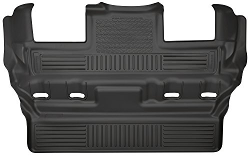 Husky Liners 3rd Seat Floor Liner Fits 15-19 Escalade/Tahoe with 2nd Row Bucket Seats ()