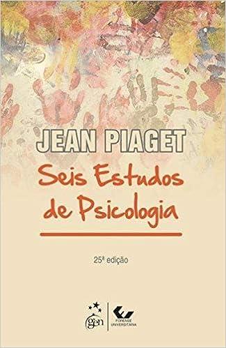 ef9519c62db Seis Estudos de Psicologia - 9788521804673 - Livros na Amazon Brasil