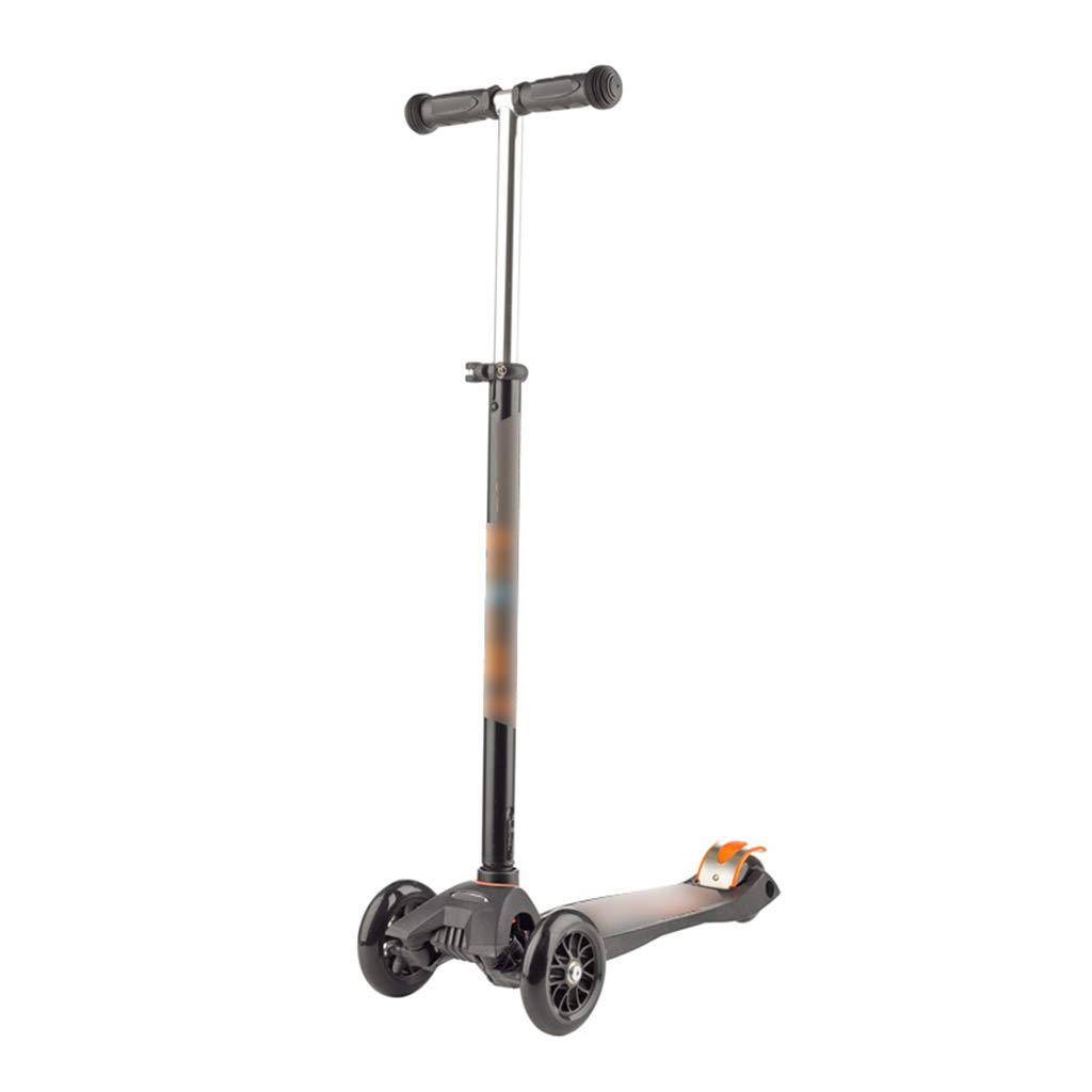 スケートボード スクーター子供のスクーター3輪スクーター調節可能な取り外し可能なスクーターは、5-12歳の子供に適しています スケートボード (Color : Gray) Gray