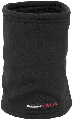 (Schampa Warmskin Neck Gaiter , Size: OSFM, Primary Color: Black, Gender: Mens/Unisex NG006)