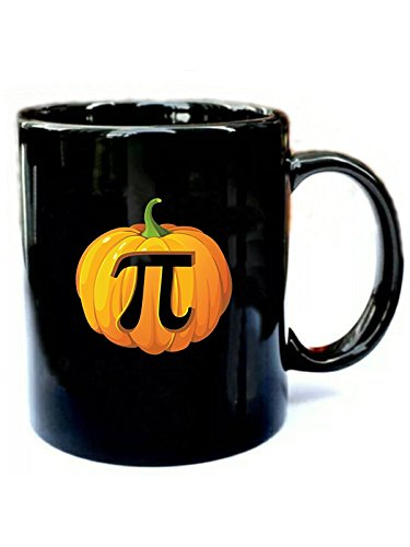 Funny Halloween Math Pun - Funny Gift Black 11oz Ceramic Coffee Mug]()