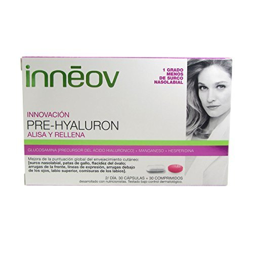 Amazon.com : Inneov Pre-Hyaluron Filling and Smoothing by GALDERMA ITALIA SpA : Beauty