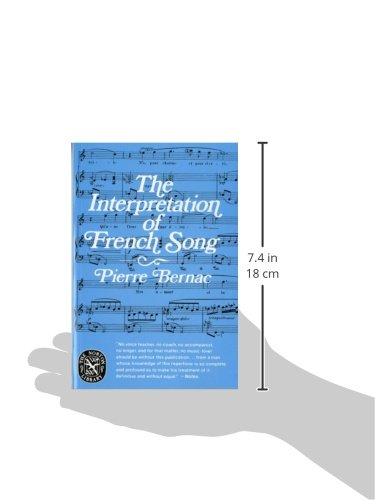 The Interpretation of French Song (Norton Library (Paperback))