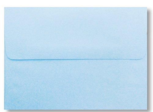 light blue 5x7 envelopes - 2