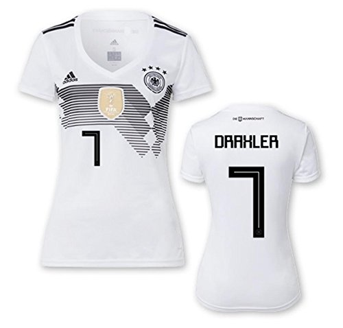Trikot Damen DFB 2018 Home WC - Draxler 7 adidas group