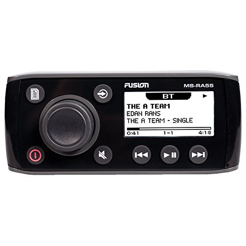 Fusion Marine (FUSION MS-RA55 Compact Marine Stereo w/Bluetooth Audio Streaming)