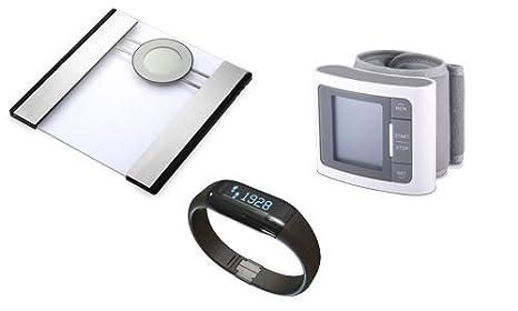 Archos 502592E - Tensiómetro de brazo eléctrico, 2 x AAA, LCD, color blanco: Amazon.es: Salud y cuidado personal