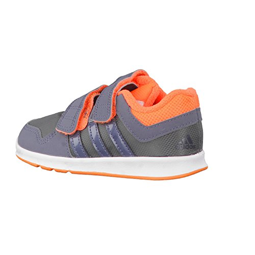 adidas Performance Trainer 6 Unisex Baby Sneakers Gris / Naranja