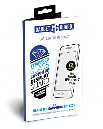 Gadget Guard Screen Protectors For iPhone 7 Plus/8 Plus - Clear by Gadget Guard