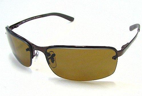 642b9929aa Ray Ban RB 3217 Sunglasses RayBan RB-3217 Brown 014 83 Polarized Shades   Amazon.co.uk  Clothing