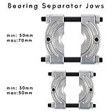Shankly 5 Ton Capacity Bearing Pullers, Bearing