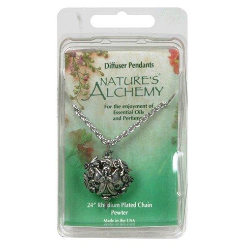 Nature's Alchemy Angel Diffuser Pendant, 1 Pendant ()