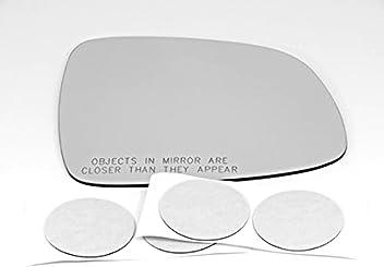 Fits 01-06 Sebring Convertible Right Pass Mirror Glass Lens w//Adhesive USA