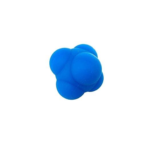 Vektenxi - Pelota de reacción Hexagonal para Entrenamiento de ...