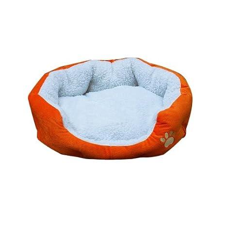 Pet Dog Puppy Cat Soft Fleece Warm Bed House Plush Cozy Nest Mat Pad 5 Color S EXTCES.CO. LTD