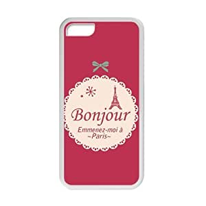 Welcome!Iphone 5C Cases-Brand New Design Eiffel Tower Printed High Quality TPU For Iphone 5C 4 Inch -07