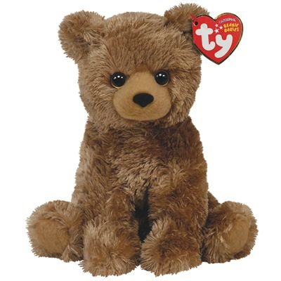 TY Beanie Baby - SEQUOIA the Bear - a New 2010 Beanie