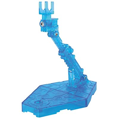 Bandai Hobby Action Base 2 Display Stand (1/144 Scale), Aqua Blue: Toys & Games