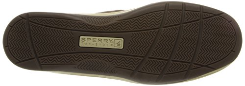 Sperry Top-Sider Mens Tarpon 2-Eye Boat Shoe Tan